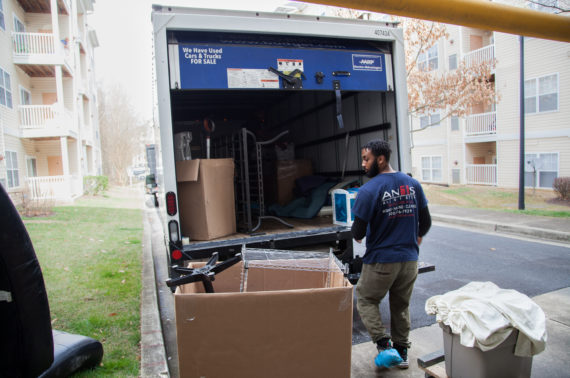 Moving Tips in the DC, Maryland, and Virginia Area