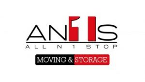 All n 1 Stop Moving and Storage Logo - Local Moving Company in DC, MD, VA