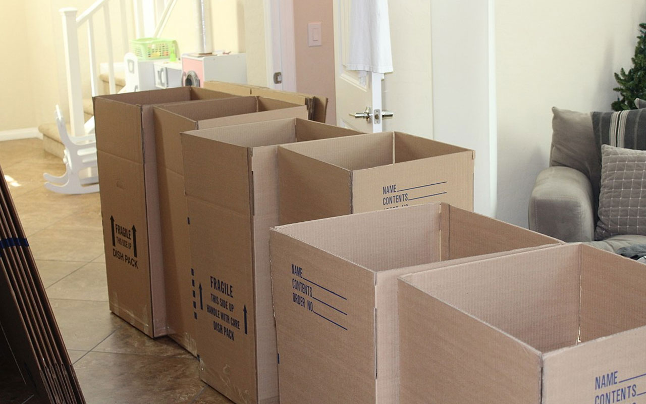 Things to Expect from Full-Service Movers