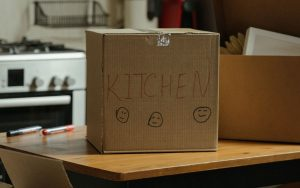 Small Appliances Package For Moving